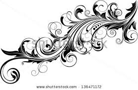diagonal ornamental design stock vector 136471172