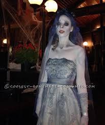 Zombie Bride Groom Halloween Costumes Coolest Homemade Corpse Bride Costumes