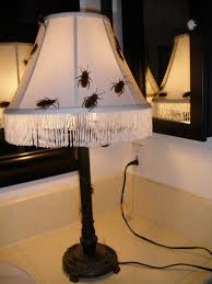 new haunting decor lamp for 2014 halloween 5 thrift store lamp