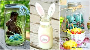 Apothecary Jars Decorated For Easter by Diy Easter Mason Jars Crafts To Try This Spring