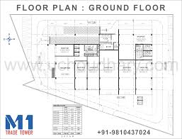 monnet group commercial mall shop and office floor plan faridabad