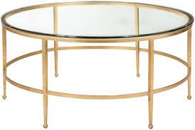 coffee tables beautiful round gold coffee table starrkingschool