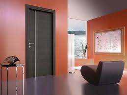 Modern Main Door Designs Home Decorating Excellence by Upscale Dark Brown Varnished Wide Modern Interior Doors With