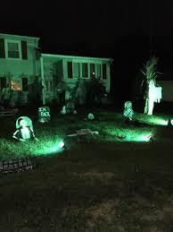 halloween yard lights let u0027s see n j u0027s best halloween decorations nj com