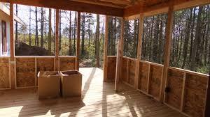 porch screened fireplace mantel decor wyl surripui net