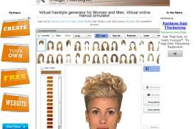 hair generator pictures on hairstyle generator free online curly hairstyles