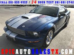 mustang gt 281 2008 ford mustang gt coupe in houston tx 1zvht82h785115864