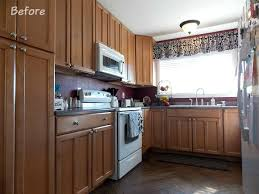 Images Painted Kitchen Cabinets Remodelaholic How To Paint Cabinet Doors