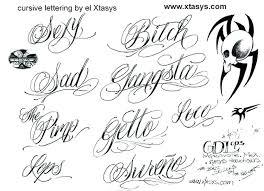 gangster letters gangster fonts gangster letters creator