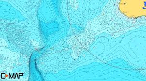 Narrow Picture Ledge C Map Featured Hotspot Southwest Ledge On The Water