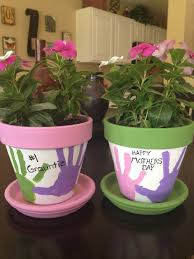 Flower Pots - mothers day flower pot mother u0027s day flower pots holiday