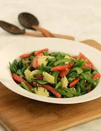 ensalada de ejotes green bean salad recipe mexican recipes