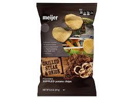 Meijer Patio Furniture Sets - meijer grilled steak u0026 onion ripple chips 8 5 oz meijer com