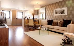 Open Plan Kitchen Living Room Flooring Rise Of Open Plan Living Telegraph