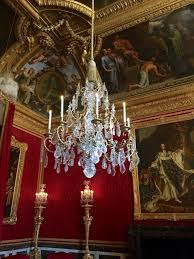versailles chandelier the château of versailles our visit to this colossal royal palace