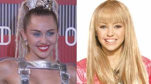miley cyrus says hannah montana is u0027chopped up into little pieces