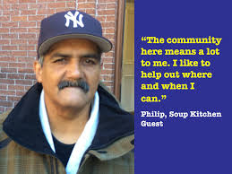 100 soup kitchen volunteer long island back to student
