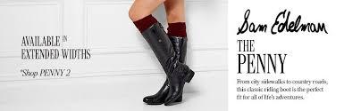 s narrow boots canada sam edelman s equestrian boots amazon ca shoes