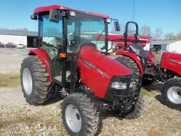 caseih farmall 50b cvt cab tractor caseih equipment pinterest