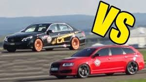 audi rs6 vs porsche 911 turbo s vs audi rs6 sedan race yt channel embed