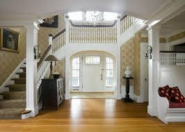 Wooden Front Stairs Design Ideas Front Entry Stairs Design Ideas Entry Beach Style With Leaded