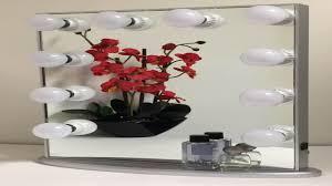 broadway lighted vanity makeup desk broadway lighted vanity mirror trend doherty house broadway