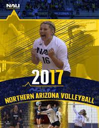 2012 nau volleyball media guide by nau athletics issuu