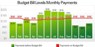 Average Electric Bill For A 4 Bedroom House Budget Bill For My Home Georgia Power