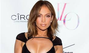 j lo j lo at 46 stuns fans in her hole lotta dress music