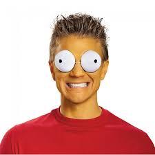 Lisa Simpson Halloween Costume Simpson Family Eye Goggles Disguise