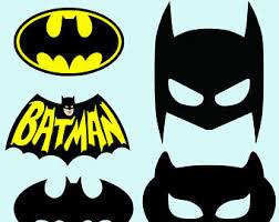 clipart batman logo collection
