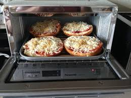 Toaster Oven Pizza Pan Panasonic U0027s Snowvember Snow Day Essentials Toaster Oven Giveaway