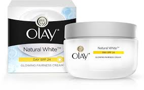 Olay Krim olay white glowing fairness day spf 24 price in