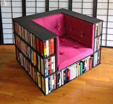 Reading Chair Chair A Reading Chair That Doubles As A Bookcase