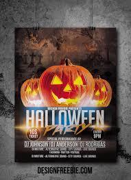free halloween party flyer disneyforever hd invitation card portal
