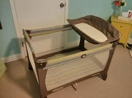 Graco Pack N Play Changing Table Graco Pack N Play Victoria City Victoria