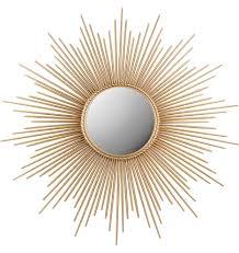 Wall Mirror Decor by Make An Exterior Sun Mirror Wall Decor Design Ideas And Decor