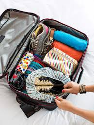 South Dakota travel shoe bags images 21 clever packing tricks that will make your trip so much easier jpg