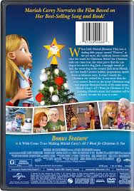 mariah carey u0027s all i want for christmas is you movie page dvd