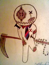 second voodoo doll thingy by foucake13 on deviantart