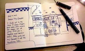urban sketchers manila let u0027s celebrate fountain pen day