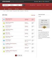 30 best job board wordpress themes free u0026 premium freshdesignweb