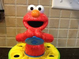 Elmo Bathroom Set Play Doh Sesame Steet Elmo Shape And Spin Playset Sesame Street