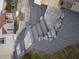 deco entree exterieur amenagement exterieur decoration jardin érable du japon dans le
