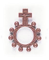 rosary rings plastic rosary rings rosary rings pocket rosaries catholic