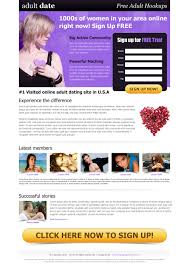 best dating landing page design templates for your business