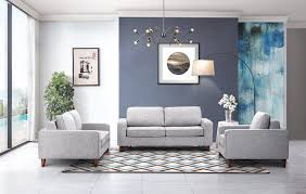 Living Room Furniture Chairs Gary Sofa Bed Set Fabric Sofas Loveseats And Chairs Living Room
