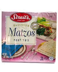matzos for passover matzo 1 lb streits matzos
