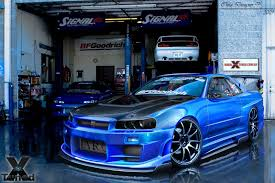 nissan skyline modified nissan gtr r34 wallpapers group 87