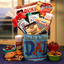 fathers day baskets one in a million s day gift basket